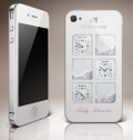 L'iPhone 4 Lady Blanche